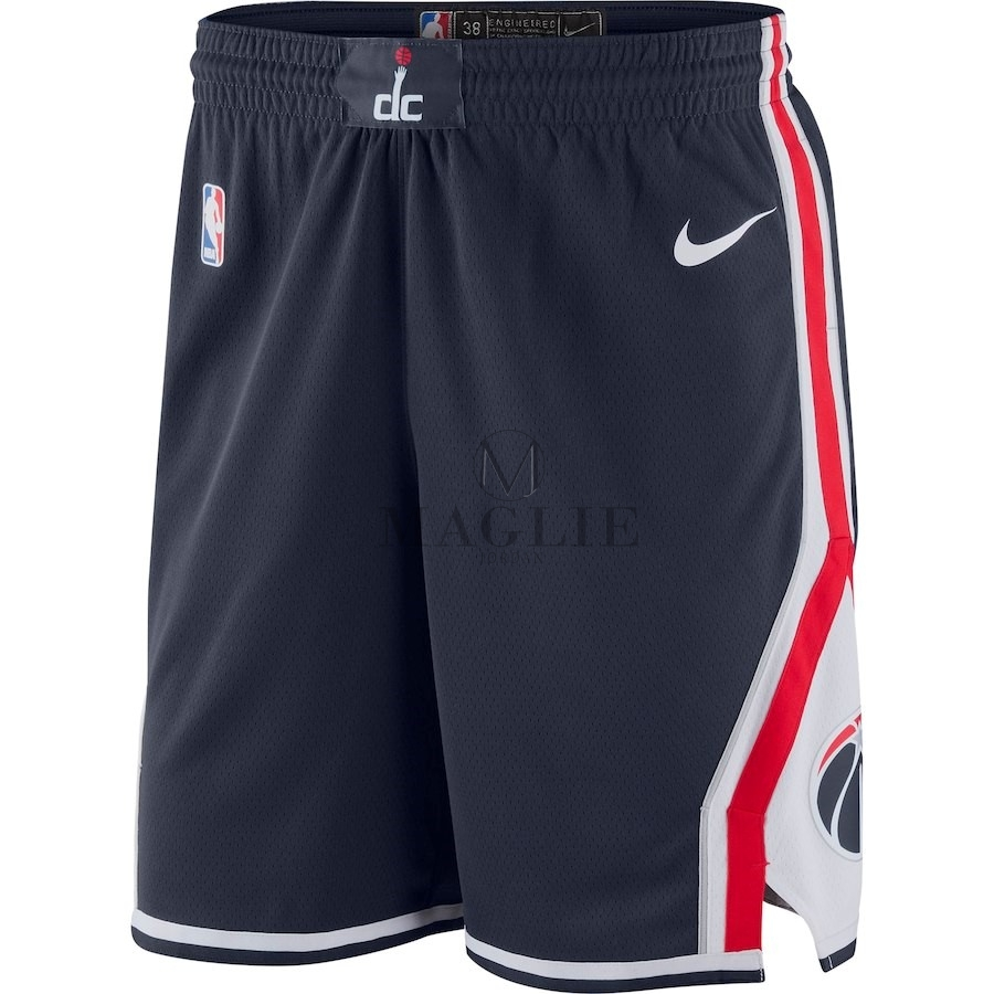 Pantaloni Basket Washington Wizards Nike Marino Statement 2018 A Poco Prezzo Online