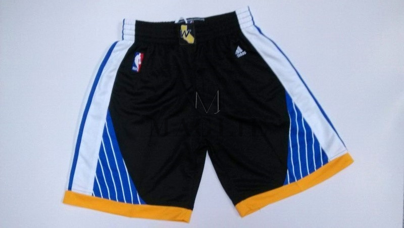 Pantaloni Basket Golden State Warriors Nero A Poco Prezzo Online